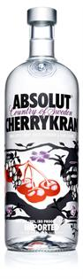 Absolut Vodka Cherrykran 750ml